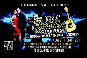 The 2011 3rd Annual DC Bachata & World Latin Dance...