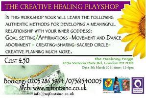 The Creative Healing Playshop