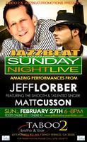 Jeff Lorbor & Matt Cusson Live at Taboo2