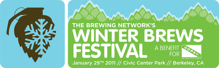 The Brewing Network's Winter Brews Festival