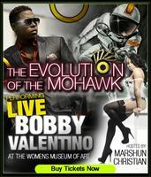 "EVOLUTION OF THE MOHAWK PT. 2 ""Galaxy Rock 5.0 ""Fashion..."