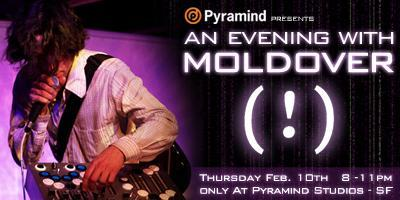 An Evening with MOLDOVER