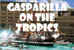 Gasparilla Invasion Parade on The Tropics
