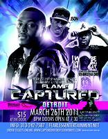 "Fearless Entertainment Presents: ""Captured Detroit""..."