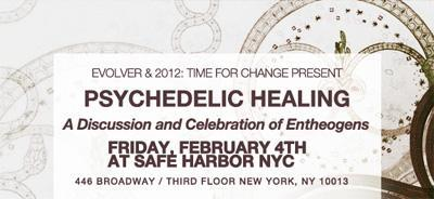 Psychedelic Healing: Panel & Celebration