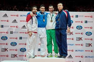LUIGI BUSA - 2012 WORLD KARATE CHAMPION KUMITE COURSE