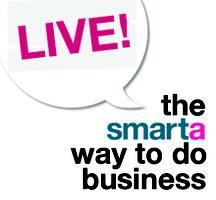 the smarta way to do business LIVE!