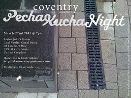 Pecha Kucha Night Coventry Volume #3