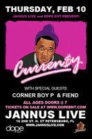 Curren$y Live in Concert at Jannus Live