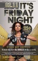 It's Friday Night at SLOANE feat FREE Krome shots