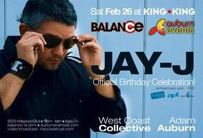 2/26: BALANCE ft. JAY-J + Adam Auburn + West Coast...