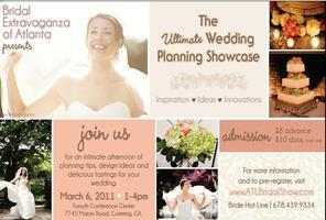 The ULTIMATE Wedding Planning Showcase