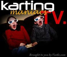 Karting Maniacs testing session