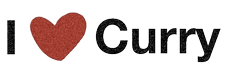 I Heart Curry logo