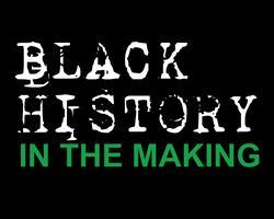 Black History in the Making: Breaking into the...