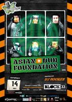 ASIAN DUB FOUNDATION + GUESTS LIVE IN THESSALONIKI