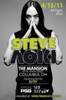 STEVE AOKI @ MANSION