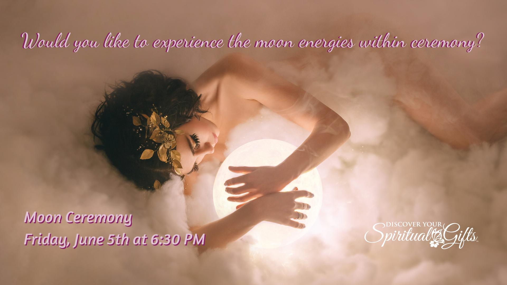 [ONLINE] Moon Ceremony