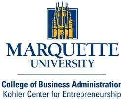 MU Business Plan Competition Awards Banquet
