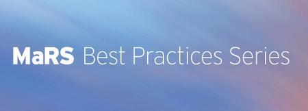 MaRS Best Practices  IP Best Practices for Life Science...