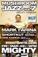 Sat 12/3 - Mushroom Jazz  with Mark Farina