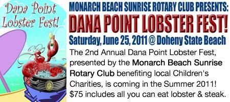 2011 Dana Point Lobster Fest