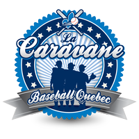 La Caravane Baseball Québec du Bas St-Laurent...