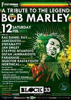 'A Tribute to the Legend BOB MARLEY'
