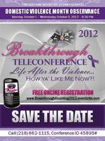 Domestic Violence Observance:  LIFE AFTER THE...