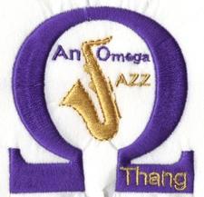 An Omega Jazz Thang™ logo