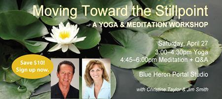 Moving Toward the Stillpoint: A Yoga & Meditation...