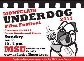 Underdog Film Festival - All 15 Films will be screened