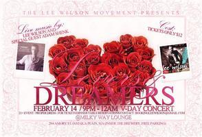 """For Lovers & Dreamers"" V-Day Concert"