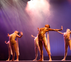 FREE DANCE SHOW BALBOA PARK- 1 day only!