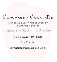 Cupcakes + Cocktails