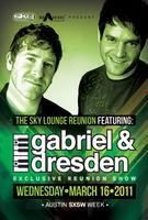 Gabriel & Dresden at SKY Lounge | March 16th 2011 |...