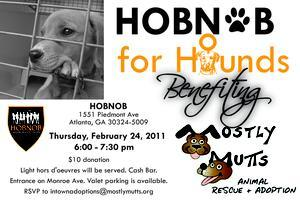 HOBNOB for the Hounds