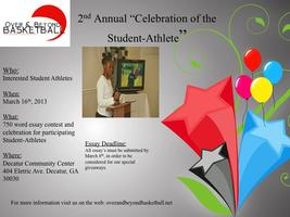Celebration of the Student Athlete
