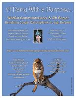 Advance Tickets for WildCat Community Dance & Gift Bazaar