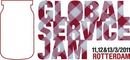 Global Service Jam 2011 Rotterdam
