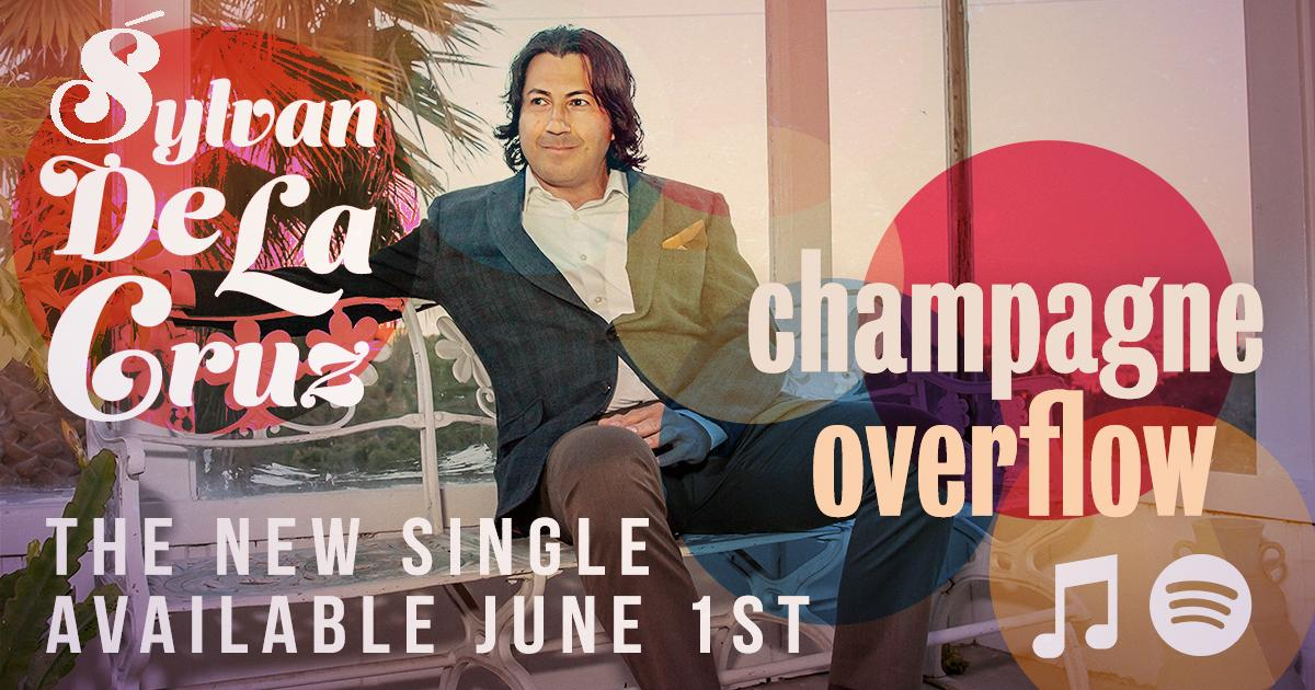 Online Record Release: Champagne Overflow