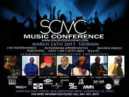 SCMC Music Conference - Greenville,SC.