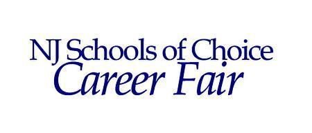 NJ Schools of Choice Career Fair 2012