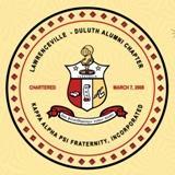 Lawrenceville-Duluth Alumni Chapter (LDAC) of Kappa Alpha Psi Fraternity, Inc logo
