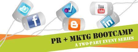 PR + MKTG BOOTCAMP