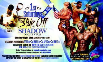 First Saturdays Ultimate Ladies Night at the Shadow Nig...
