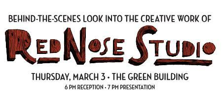 LGDA presents Chris Sickels of Red Nose Studio