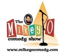 THE MIKEY O COMEDY SHOW logo