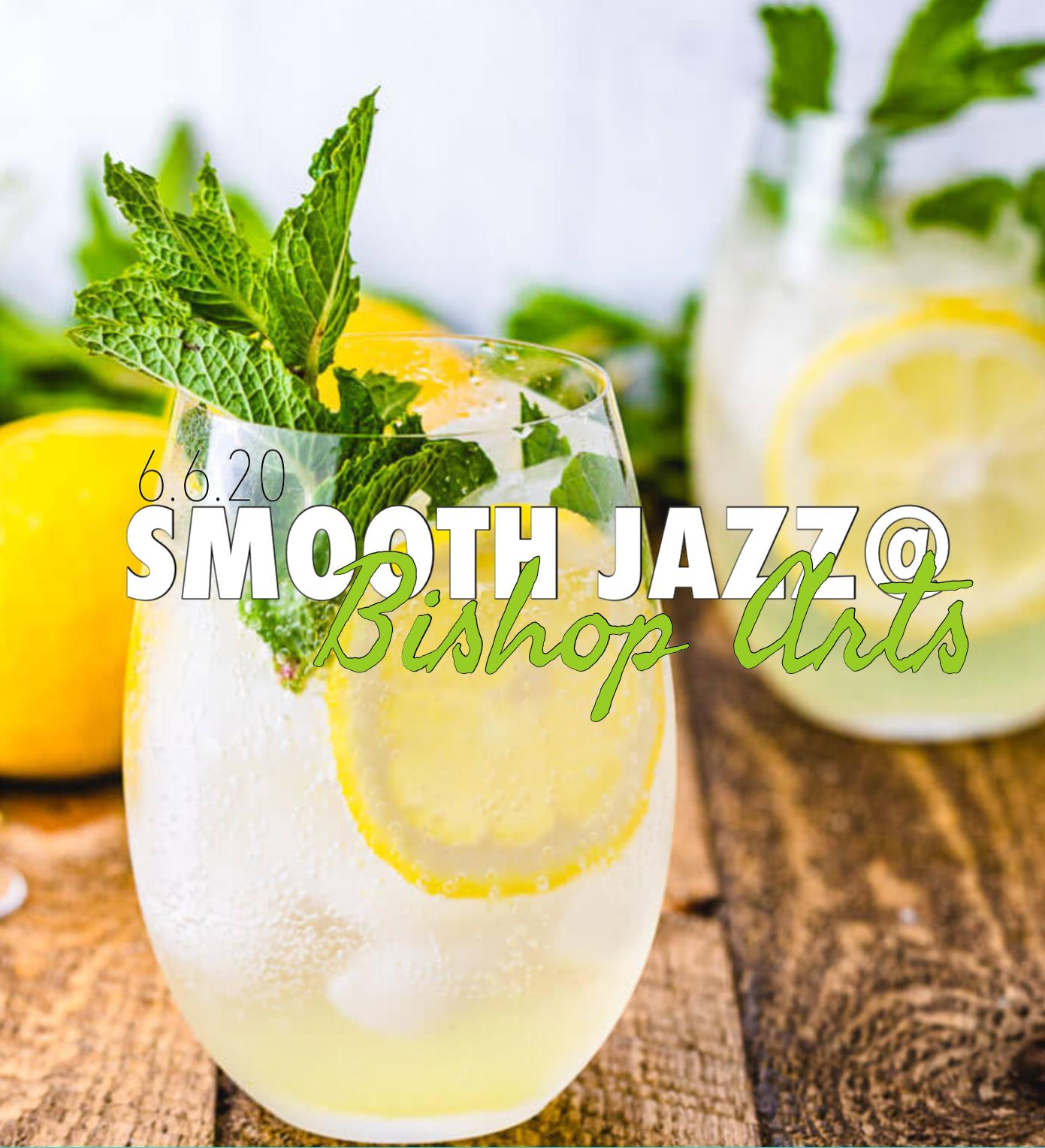 Smooth Jazz @ Bishop Arts (Live Jazz | On The Patio)