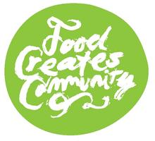 Food Creates Community - 6 oclock seating